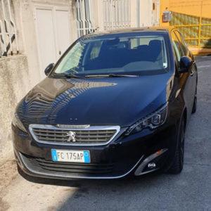 Peugeot 308 1.6 hdi 120 cv