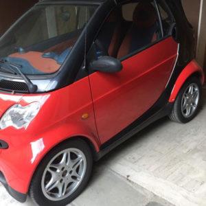 Smart cabrio 599 52 kw