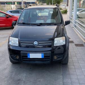 Fiat Panda 1.2 4×4 climbing 2006
